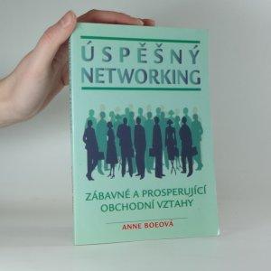 náhled knihy - Úspěšný networking : zábavné a prosperující obchodní vztahy