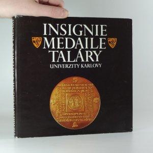 náhled knihy - Insignie, medaile, taláry Univerzity Karlovy
