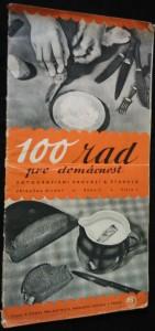 náhled knihy - 100 rad pro domácnost, číslo 2, řada 2.