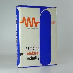 náhled knihy - Němčina pro elektrotechniky