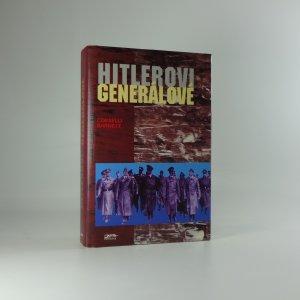 náhled knihy - Hitlerovi generálové