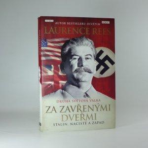 náhled knihy - Druhá světová válka za zavřenými dveřmi. Stalin, nacisté a Západ.