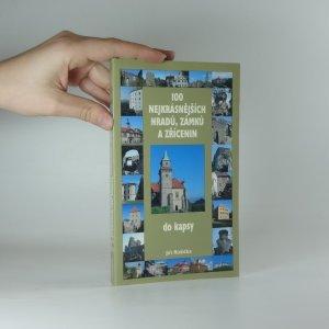náhled knihy - 100 nejkrásnějších hradů, zámků a zřícenin do kapsy