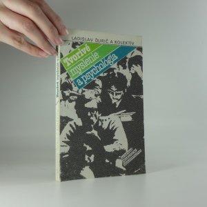 náhled knihy - Tvorivé myslenie a psychológia