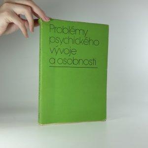 náhled knihy - Problémy psychického vývoje a osobnosti