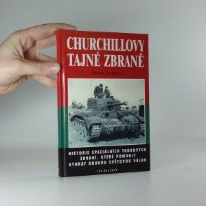 náhled knihy - Churchillovy tajné zbraně