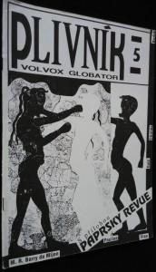 náhled knihy - Plivník 5 volvox globator