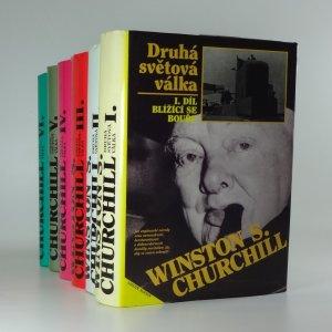 náhled knihy - Druhá světová válka. (I. - VI. díl, 6 sv.) Komplet.