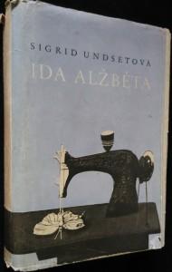 náhled knihy - Ida Alžběta