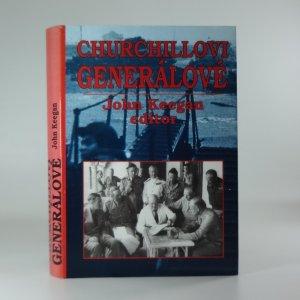 náhled knihy - Churchillovi generálové
