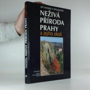 náhled knihy - Neživá příroda Prahy a jejího okolí