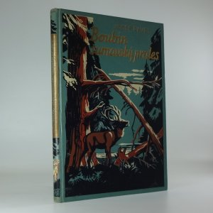 náhled knihy - Boubín Šumavský prales