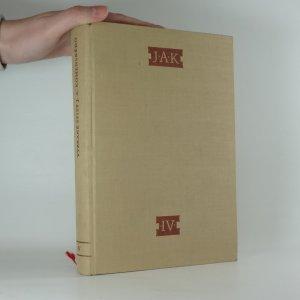 náhled knihy - Vybrané spisy Jana Amose Komenského IV.