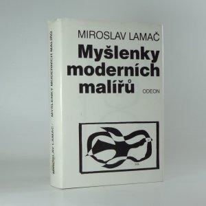 náhled knihy - Myšlenky moderních malířů : (od Cézanna po Dalího)