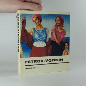 náhled knihy - Petrov - Vodkin