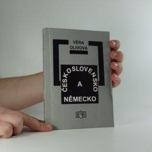 náhled knihy - Československo a Německo 1918-1929