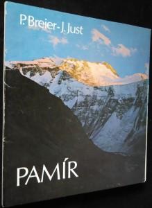 náhled knihy - Pamír