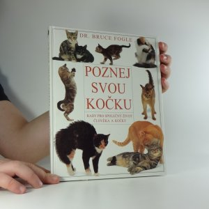 náhled knihy - Poznej svou kočku : rady pro společný život člověka a kočky