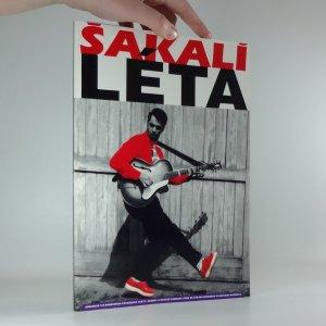 náhled knihy - Šakalí léta : Muzikál
