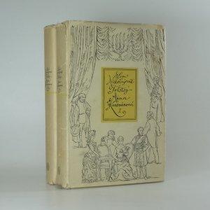 náhled knihy - Anna Kareninová I - II.