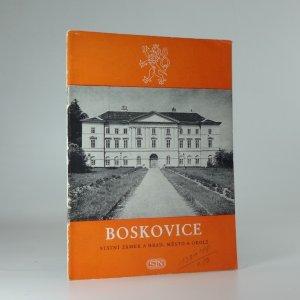 náhled knihy - Boskovice