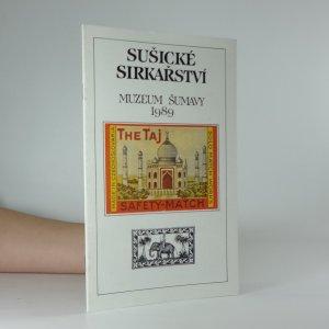 náhled knihy - Sušické sirkařství