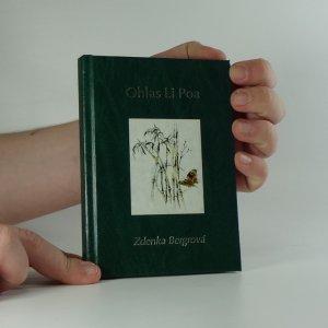 náhled knihy - Ohlas Li Poa