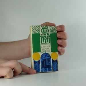 náhled knihy - Zelená lampa poezie : výbor ze současných arabských básníků