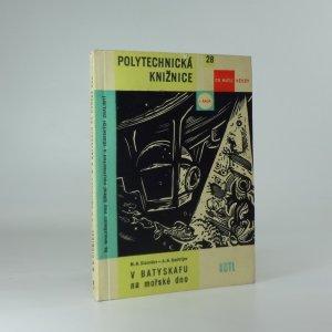 náhled knihy - V batyskafu na mořské dno