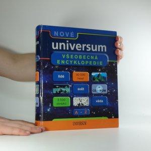 náhled knihy - Nové universum : všeobecná encyklopedie A-Ž