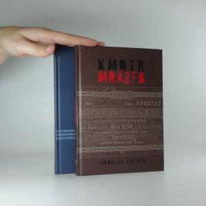 náhled knihy - Kmotr Mrázek. Díl I-II.