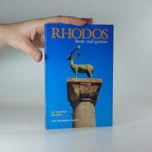 náhled knihy - Rhodos heute und gestern