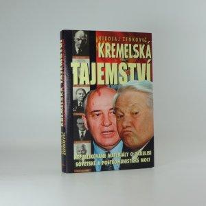 náhled knihy - Kremelská tajemství