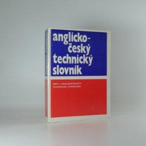 náhled knihy - Anglicko-český technický slovník