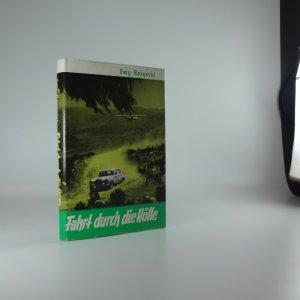 náhled knihy - Fahrt duch die Hölle (včetně autogramu autorky)