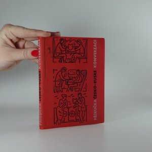 náhled knihy - Příručka česko-ruské konverzace