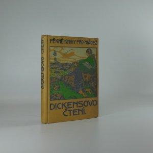 náhled knihy - Dickensovo čtení