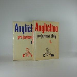 náhled knihy - Angličtina pro jazykové školy. I. a II. díl