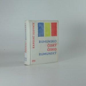 náhled knihy - Rumunsko-český a česko-rumunský kapesní slovník