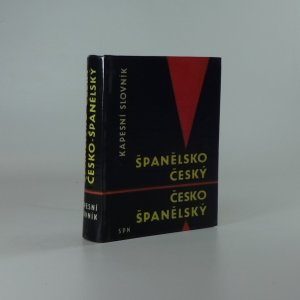 náhled knihy - Španělsko-český a česko-španělský kapesní slovník