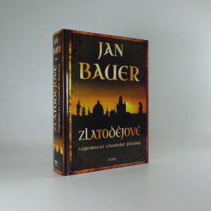 náhled knihy - Zlatodějové : tajemství císařské Prahy