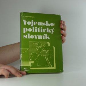 náhled knihy -  Vojensko-politický slovník