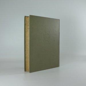 antikvární kniha Panská láska, 1925