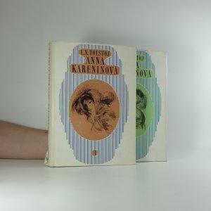 náhled knihy - Anna Kareninová (Svazek I-II)