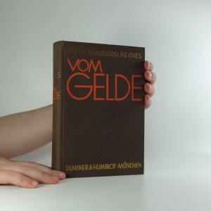 náhled knihy - Vom Gelde (A treatise on money)