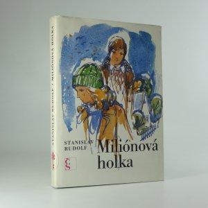 náhled knihy - Miliónová holka