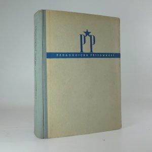 náhled knihy - Dějiny pedagogiky