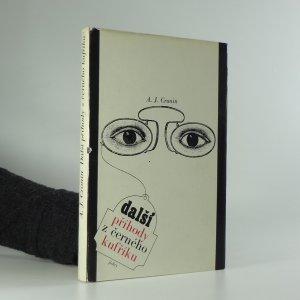 náhled knihy - Další příhody z černého kufříku