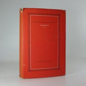 náhled knihy - Spisy Williama Shakespeara. Komedie II