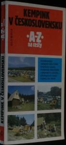náhled knihy - Kempink v Československu